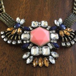 Nordstrom Statement Necklace (Never worn)